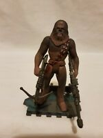 Star Wars Power Of The Force Chewbacca Figure Hasbro/Kenner 1995 Aus Seller
