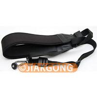 Anti-slip Elastic Neoprene Adjustable Quick Sling Strap for Camera