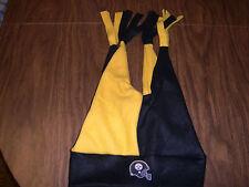 Pittsburgh Steelers Fleece Jester Hat NEW