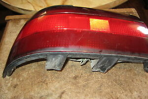 Stanley 1800 Tail Light rear left hand LH for GM 93 - 97 Geo Prism