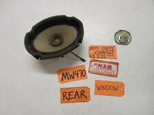 05-10 COBALT G5 PURSUIT BACK REAR WINDOW CAR RADIO SPEAKER 22699819 OEM CAR WIRE