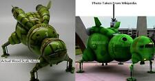 Red Dwarf British Starbug 1 Spaceship Wood Model Regular