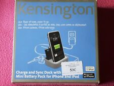 Base de carga Kensington con mini Batería para iPhone y iPod K33457eu