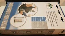Petsafe Staywell pet door small model 2-way quality aluminium dog or cat flap
