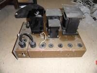 Leak tl12.1 valve amplifier for restoration  100-120v