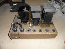 Leak tl12.1 valve amplifier for restoration  100-120v