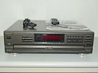 Technics SL-PD887 High-End 5-fach CD-Wechsler inkl. FB&BDA, 2 Jahre Garantie