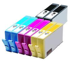 Reman HP 564XL Bk/C/M/Y Ink Cartridge for HP PhotoSmart 5510 6525 6510 8PK