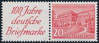 BERLIN 1949, Zusammendruck W 13, tadellos postfrisch, Mi. 90,-