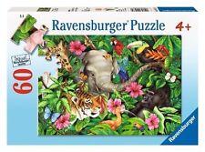 Ravensburger Tropical Friends 60pc Puzzle 09533