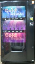 Vendo Soda Can/Bottle Drink Vending Machine - With Credit Card Reader