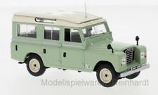 1/43 IXO Land Rover Series II 109 Station Wagon hellgrün 1958 CLC329N