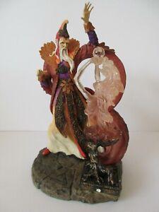 ENCHANTICA Fantasy Figures & Dragons EN2352 WAXIFRADE Autumn Wizard 3rd Edition