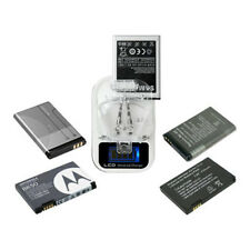 NEW Universal LCD Mobile Cell Phone Battery Wall Travel Charger with USB Port ym