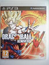 "Dragon Ball Xenoverse Jeu Vidéo ""PS3"" Playstation 3"