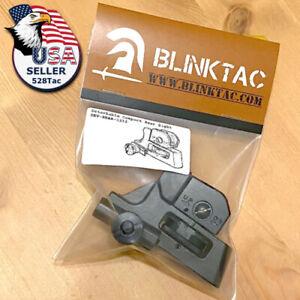 Adjustable Iron Rear Sight Set Post Fixed US SELLER