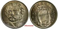 Brazil Copper-Nickel 1936 300 Reis GEM BU .Toned KM# 538 (18 231)
