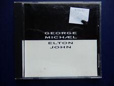 George Michael Elton John Don't let the sun go down on me 4 track 1991 USA CD