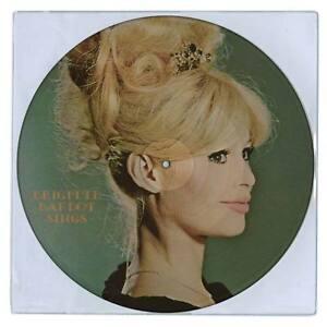 BRIGITTE BARDOT SINGS! (1963) 180-GRAM PICTURE DISC LP RUSSIA IMPORT 2014