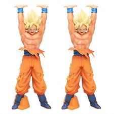 9'' Super Saiyan Son Goku Dragon Ball Z Anime Figure Collectibles Toys Kids Gift