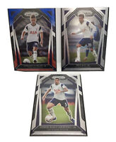 2020-21 Panini Prizm Premier League Spurs Lot: Lo Celso Red Refractor Alli Cards