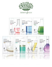 INNISFREE Skin Clinic Mask Sheet - 7 Types (1 Sheet) 2018 Edition *UK Seller*