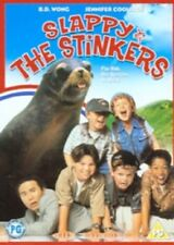 Slappy and the Stinkers (B.D. Wong, Bronson Pinchot) & New Region 4 DVD