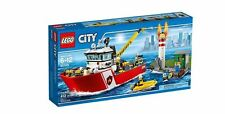 Lego CITY 60109 Fire Boat