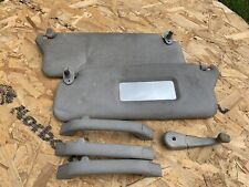 Ford Escort Mk4 Series 2 Rs Turbo Sun Visors, Grab Handles And Sunroof Winder