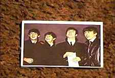 BEATLES DIARY TRADING CARD #53a TOPPS 1964 VF/NM