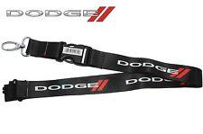 DODGE Lanyard Neck Cell iPhone Key Chain Strap Ram Charger Avenger Durango Viper