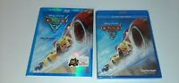 Brand New Sealed Walt Disney Pixar CARS 3 BLU-RAY + DVD + DIGITAL With Slipcover