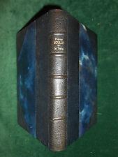 § Pierre BOULLE, LA FACE (1953) ÉDITION ORIGINALE NUMÉROTÉE & DÉDICACÉE §