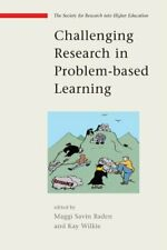 Challenging Research in Problem-based Learnin... by Savin-Baden, Maggi Undefined
