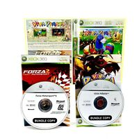 Xbox 360 Double Game Pack Forza 2 & Viva Pinata 2 In 1 Case Complete VGC