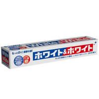 ☀Japan Lion White & White Teeth Whitening Toothpaste 150g F/S
