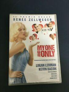 DVD MY LOVE AND ONLY ZELLWEGER LERMAN BACON (R)