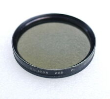 55mm Soligor PL Polarizing Filter - Linear Polarizer - VERY GOOD