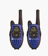 Motorola T5720 Walkie Talkie 2 Way Radio FM Radio 5 Miles Radio Lon