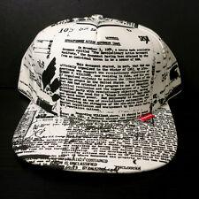 vintage SUPREME FBI 5 PANEL CAP hat box logo