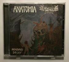 ANATOMIA / CRYPTIC BROOD - Split EP CD Death Metal