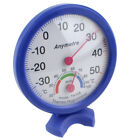 Mini Pointer Type Thermometer  Hygrometer Outdoor Indoor weather station
