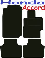 Honda Accord Manual Tailored car mats ** Deluxe Quality ** 2008 2007 2006 2005 2