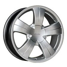 "17"" LENSO AG 5x114.3/5x120 CHROME WHEELS + TYRES  BMW,HOLDEN,FORD,NISSAN,TOYOTA"