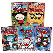 Pucca: Korean Animated Disney TV Series Complete Collection Box/DVD Set(s) NEW!