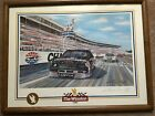 The Winston 1990 Garry Hill Limited Edition 273/500 Print NASCAR