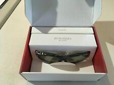 NEW LG AG-S110 AG-S110/AL 3D Glasses for LG LCD Plasma 3D Ready TV