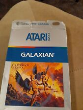 GALAXIAN for ATARI 5200 ▪︎ COMPLETE IN BOX ▪︎ FREE SHIPPING ▪︎