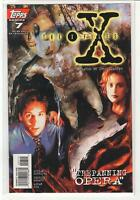 The X-Files #7 Mulder Scully Topps Comics 9.6