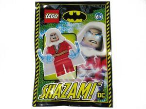 LEGO - DC Comics: Shazam! - Foil Pack - 212012 New & Sealed - sh592a sh592